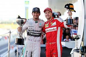 Fórmula 1 Conteúdo especial Hamilton x Vettel: a briga que deve dominar 2017 em números