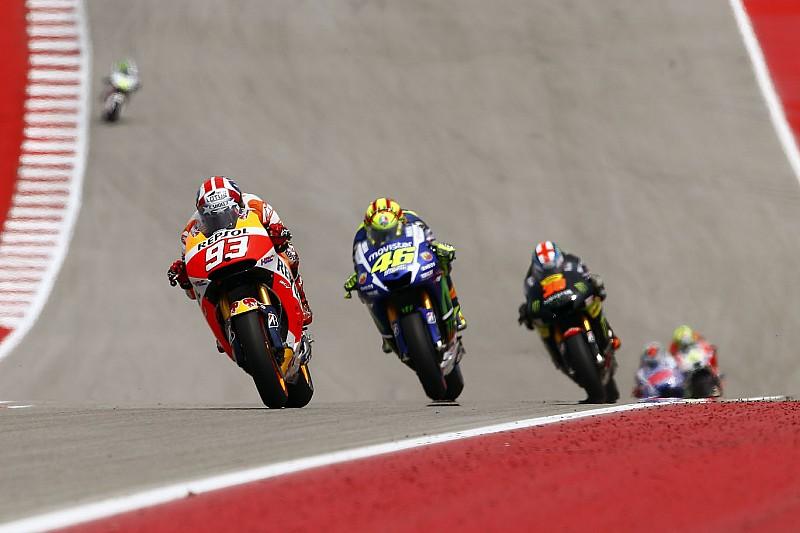 Гран Прі Америк: чотири роки протистояння Honda та Yamaha