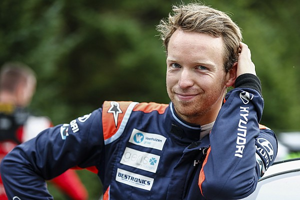 Kevin Abbring debuteert in TCR Benelux