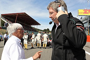 Formula 1 Breaking news Brawn: I couldn't work with Ecclestone