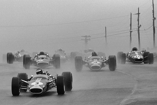 Formule 1 Retro: Jack Brabham wint de eerste Grand Prix van Canada