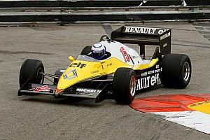 Formule 1 Actualités Renault va fêter ses 40 ans de Formule 1