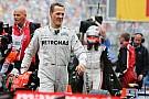 Michael Schumacher továbbra sem tud járni