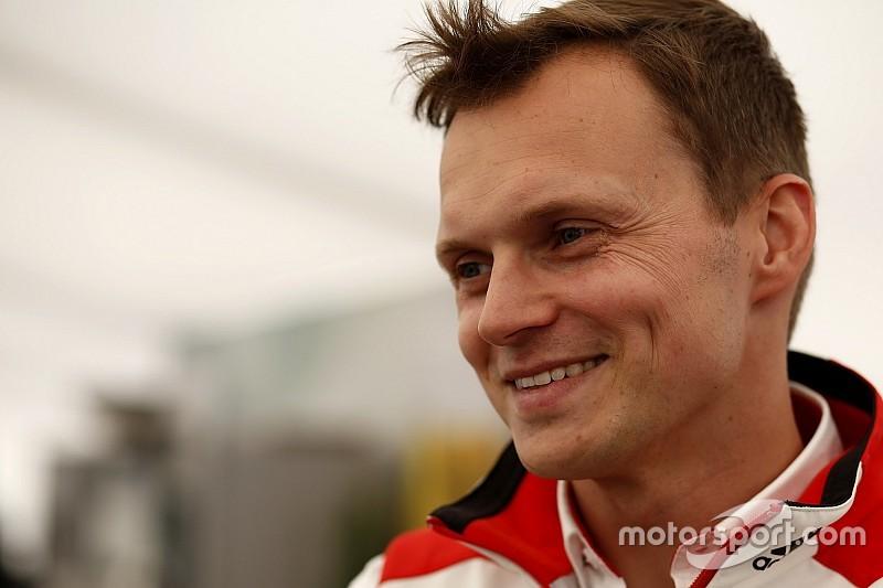 Lieb, listo para ser piloto reserva de Porsche en Le Mans