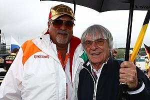 F1 Artículo especial ¿Force-Bernie?