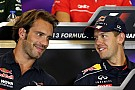 Vergne aurait dû remplacer Vettel chez Red Bull