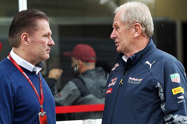 Baba Verstappen Red Bull'un yetenek avcısı oldu