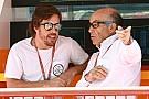 """MotoGP Ezpeleta: """"Algo debe pasar en la F1 para que Alonso no corra en Mónaco y lo haga en Indy"""""""