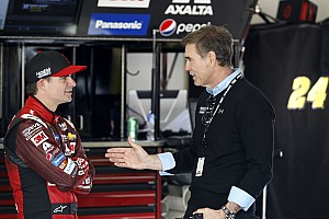 NASCAR Cup Interview Ray Evernham
