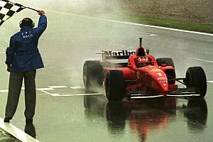 Forma-1 Különleges esemény Ezen a napon: Schumacher első ferraris győzelme