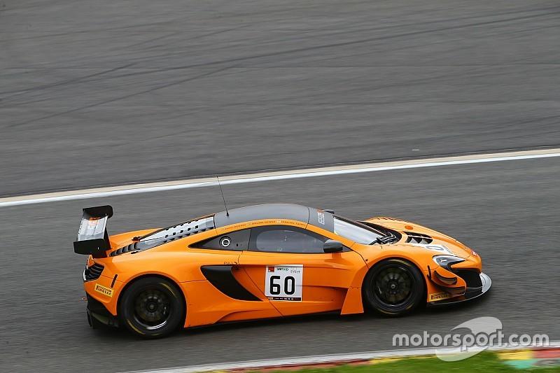 McLaren rompe con su socio fabricante de GT