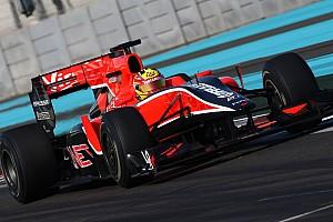 Formula 1 Nostalgia Ketika Rio Haryanto jalani tes Formula 1 perdana pada usia 17 tahun