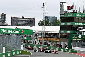 Formule 1 Actualités Quelle météo pour le Grand Prix du Canada?