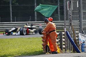 EK Formule 3 Nieuws F3-coureurs komen te laat en delen voor straf brandblussers uit