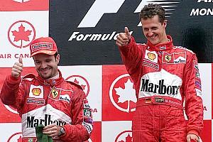 Формула 1 Ностальгія 17 років тому: 40 перемога Міхаеля Шумахера