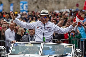Le Mans Nieuws Jackie Chan vergelijkt overwinning Le Mans met ontvangen Oscar