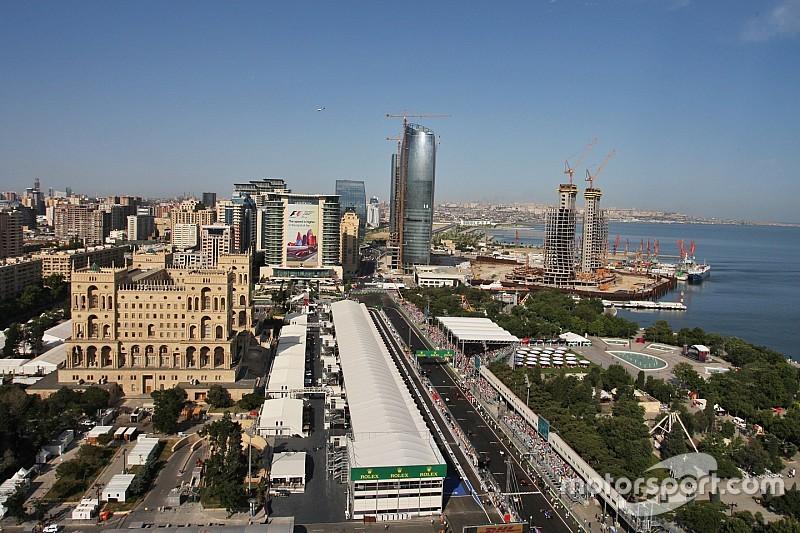 F1 2017 in Baku: Die Wettervorhersage für den GP Aserbaidschan