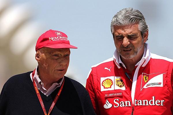 """Fórmula 1 Últimas notícias Niki Lauda critica Vettel: """"Estamos na F1 ou no Coliseu?"""""""