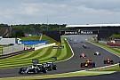 Formula 1 İngiltere GP, dört günlük yarış planını onayladı