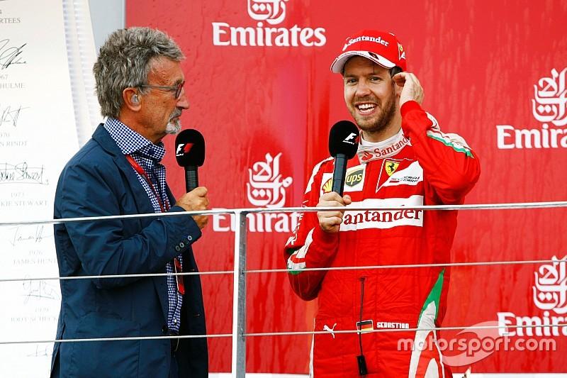 """Jordan: """"Lo de Vettel fue como dar un gran cabezazo en el fútbol"""""""