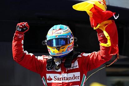 Formula 1 Fernando Alonso'nun Formula 1'de kazandığı 32 zafer