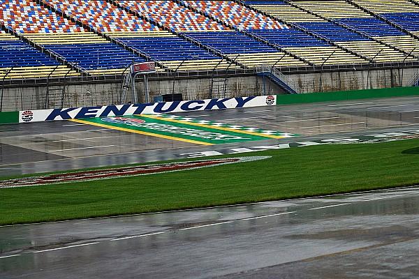 NASCAR XFINITY Noticias de última hora Carrera de Nascar Xfinity en Kentucky fue pospuesta para el sábado