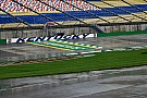 NASCAR XFINITY Carrera de Nascar Xfinity en Kentucky fue pospuesta para el sábado