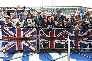 Formule 1 Contenu spécial GP de Grande-Bretagne : le carnet de voyage des reporters