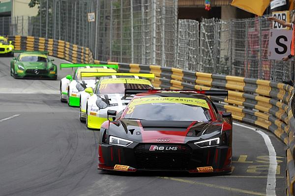 GT Nieuws FIA wijzigt schema GT World Cup Macau
