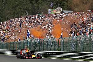 Grand Prix van België bijna uitverkocht dankzij Max Verstappen-hype