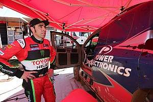 Cross-Country Rally Entrevista Nani Roma: