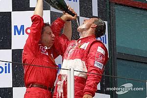 Fórmula 1 Conteúdo especial 15 anos: curiosidades sobre o penta de Schumacher em 2002