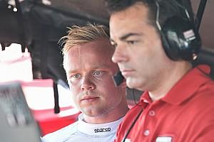 IndyCar Nieuws Ganassi lovend over Felix Rosenqvist: