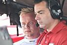 IndyCar Ganassi lovend over Felix Rosenqvist: