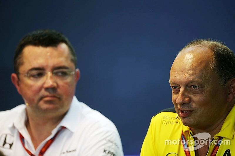 Vasseur: Sauber'i yenilemek için büyük bir bütçemiz var