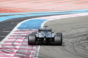 Formel 1 News F1-Strecke Paul Ricard: Vollgas-Kurve mit 340 km/h