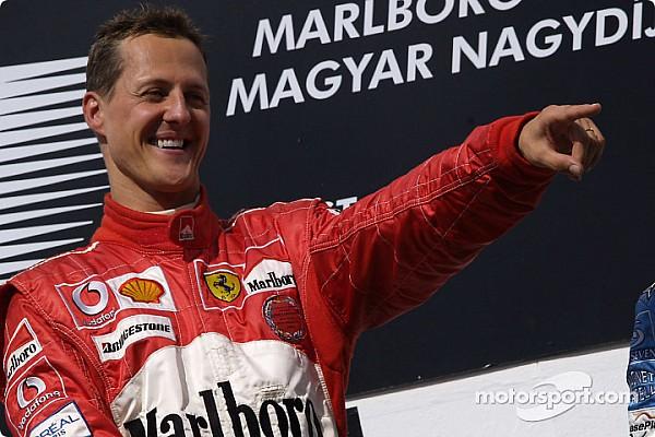 Michael Schumacher fue el último ganador en Hungría campeón de F1