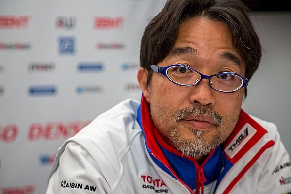 WEC Breaking news Toyota names LMP1 project leader as WEC team boss