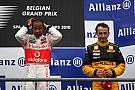 Hamilton: Kubica ya podría haber sido campeón del mundo