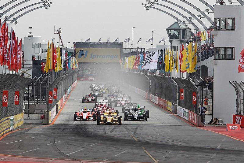 """Di Grassi: """"Fórmula E não vai copiar pista da Indy em SP"""""""