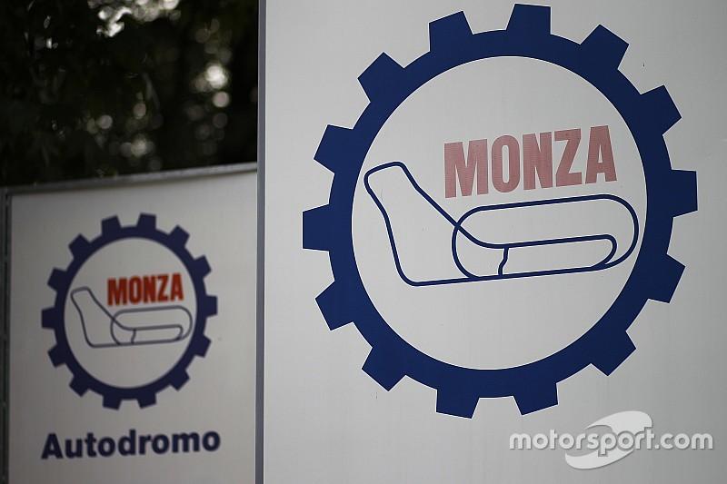 Két DRS-zóna, újraaszfaltozott célegyenes Monzában