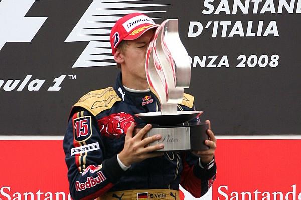GALERÍA: la primera victoria de Sebastian Vettel en F1