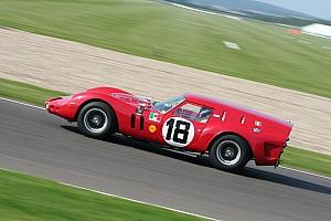 Vintage Важливі новини Масса та Тодт приєднаються до свята Ferrari у Шантії