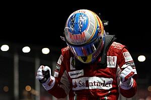 Formula 1 En iyiler listesi Singapur GP'sini kazananlar ve podyuma çıkanlar
