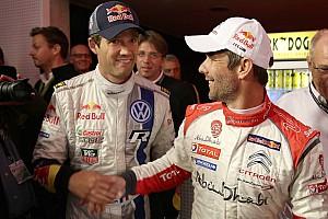 WRC Noticias de última hora Citroën no ve dificultades en una posible dupla Ogier-Loeb
