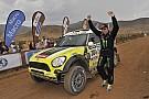 Dakar Nani Roma, nuevamente con Mini en el Dakar