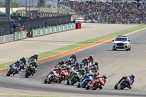 MotoGP Noticias de última hora Horarios del GP de Aragón de MotoGP