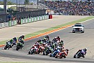 Horarios del GP de Aragón de MotoGP