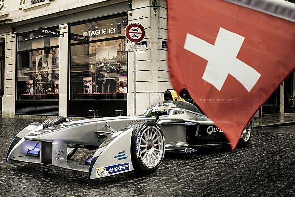 Formula E Breaking news Zurich added to season four Formula E calendar