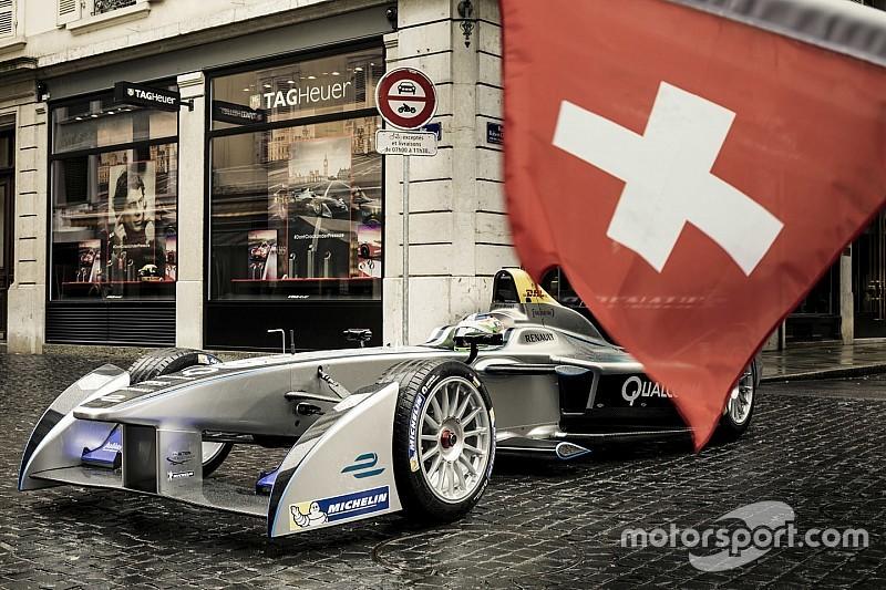 Calendar Zurich : Zurich added to season four formula e calendar
